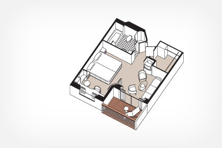 Penthouse A & Penthouse B Floor Plan