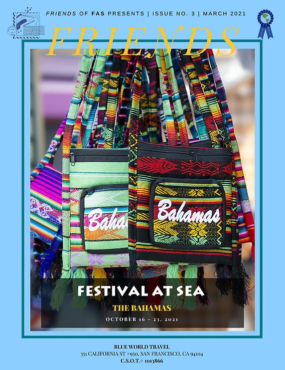 Friends of Festival at Sea Magazine - Ba