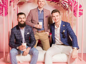 The Adelaide menswear blogger scene, it's growing.