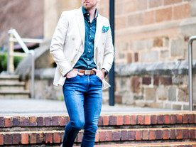 SIX TIPS FOR MEN – HOW TO NAIL SMART CASUAL