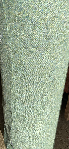 Lovat Green Herringbone