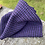 Thumbnail: Purple Black Houndstooth