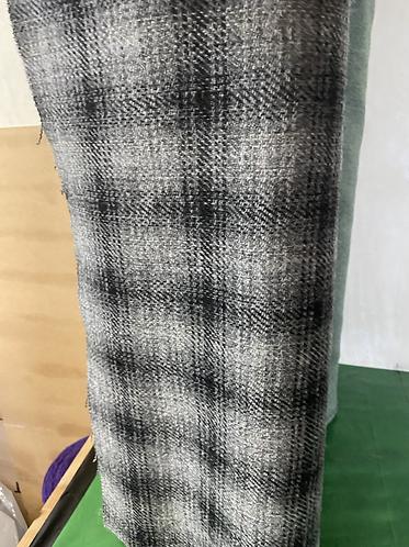 Grey Ombré Check