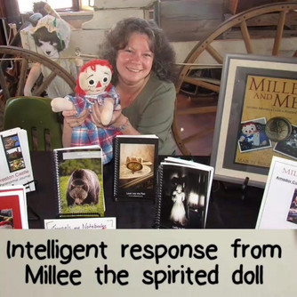 Millee the Spirited Doll