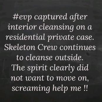 Residential Investigation