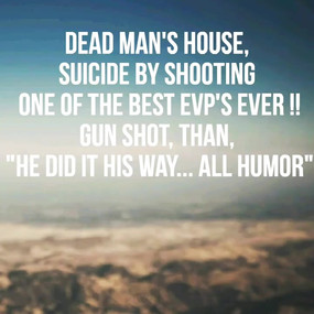 Dead Man's House