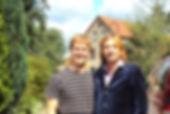 Dirk und Paul Zöllner