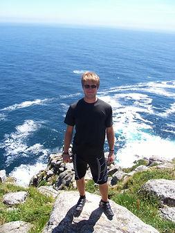 Paul am Cap Finisterre