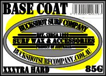 BASE COAT - Hardest wax in the range