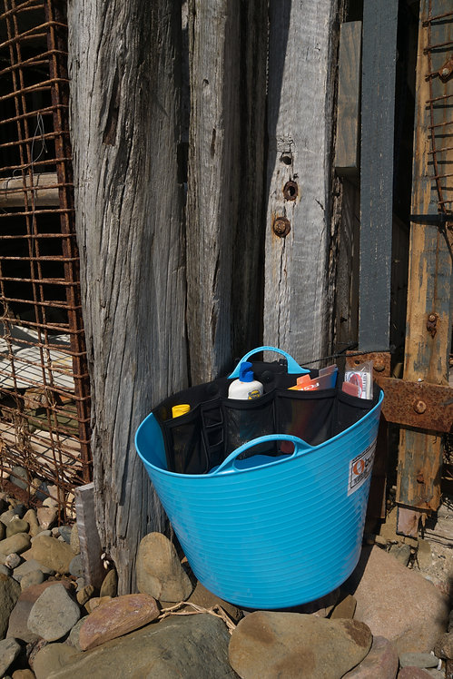 THE SYSTEM - Pockets for Buckets - (bucket not included)