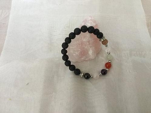 Menopause relief bracelet