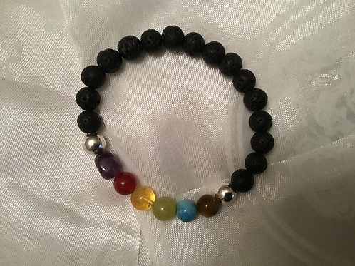 Depression relief bracelet