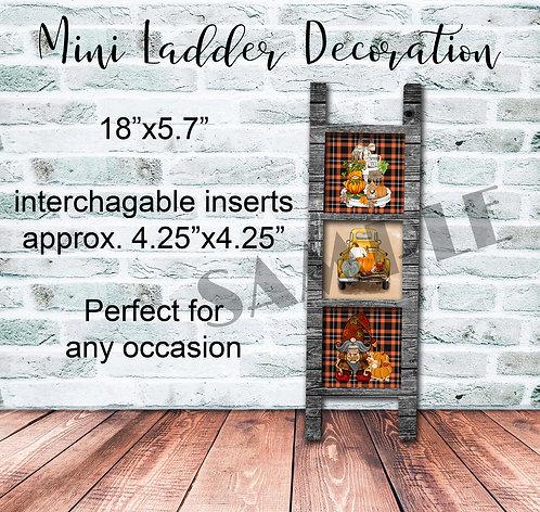 Mini Ladder Decoration