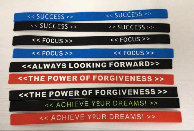 Inspirational Wristbands