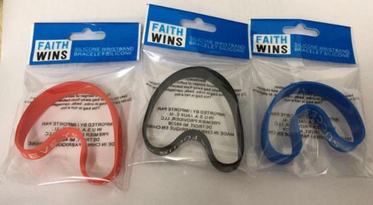 Wristbands Packaging