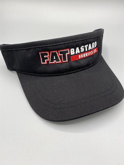 Fat Bastard Burrito Visor