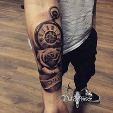clock rose tattoo.jpg