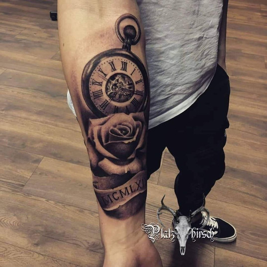 clock rose tattoo.jpg