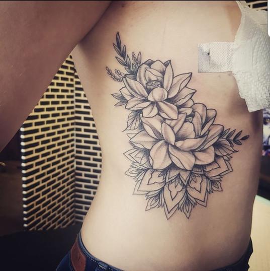 side flower fineline tattoo.jpg