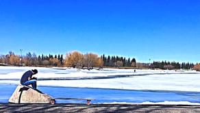 Thin Layer of Ice
