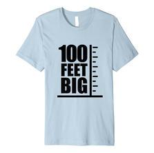 100 Ft Big Tee