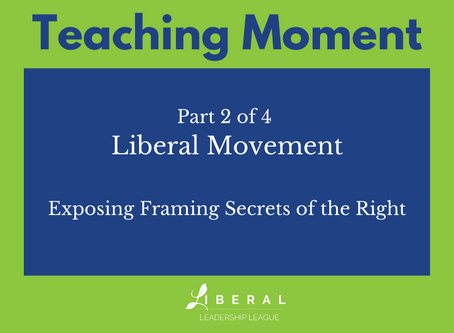 Part 2: Liberal Movement
