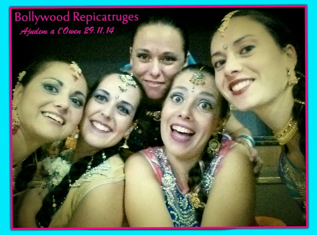 Show solidario Bollywood