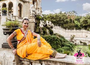 Lavni danza de Maharashtra