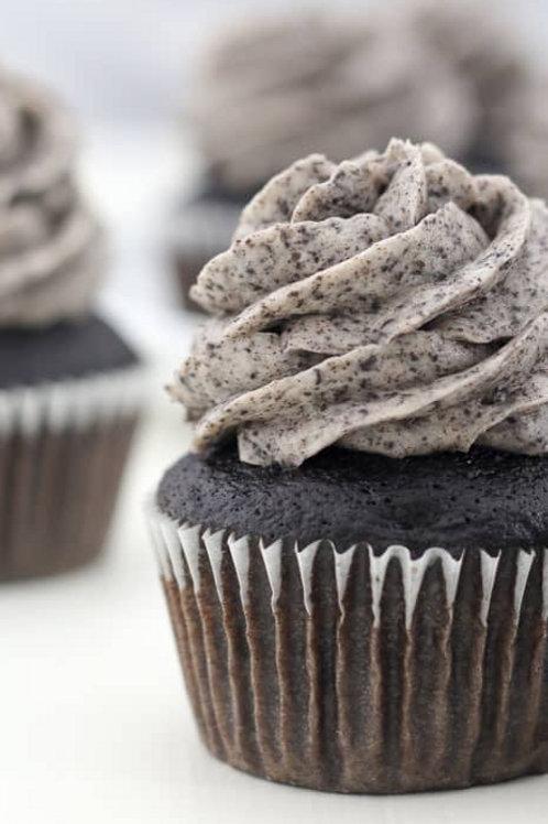 Oreo Chocolate Cupcakes