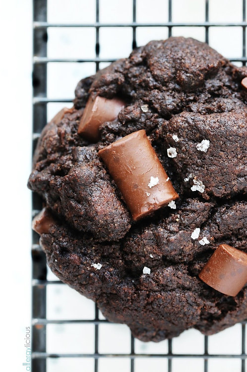 Fudge Brownie Cookie (1 Dozen)