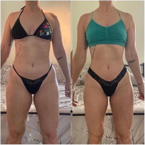 Amy christenbury 4 x a week (3 months) Partial 2/22/2021