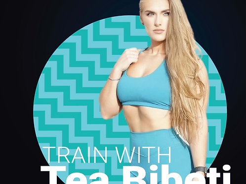 Train with Tea 8 sessions (1 month)