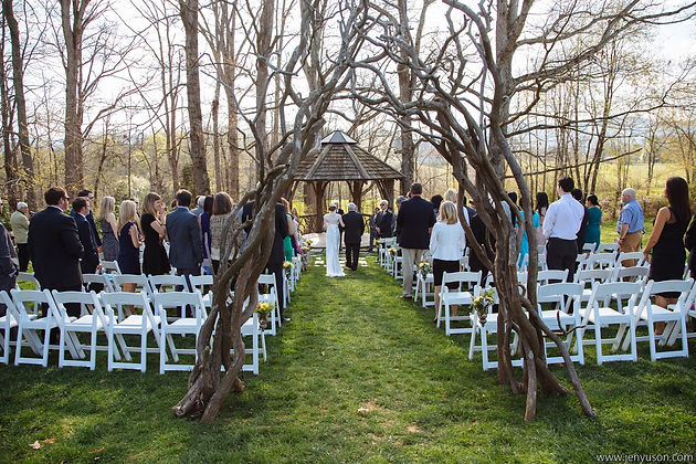Creative Outdoor Wedding Ideas