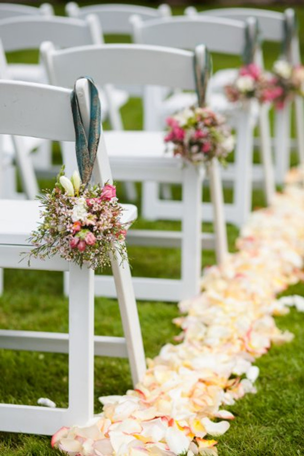 Use Wedding Aisle Decorations To Add A Touch Of Personality Your Special Day There Are Many Different Ways Define The Which Is Wonderful Way
