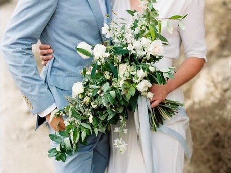 Dusty Blue Wedding Ideas