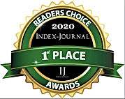 Index-Journal Readers' Choice Award