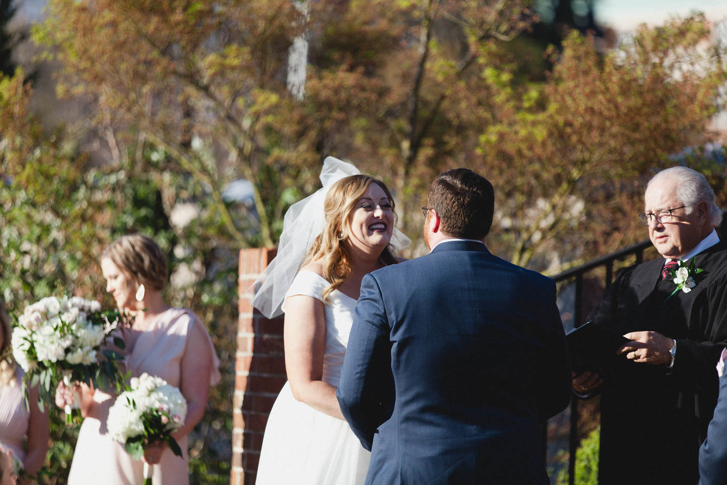 Wedding Ceremony Coordination