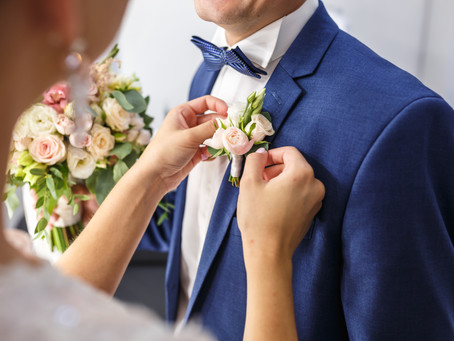 Things the Groom's Parents Should Do