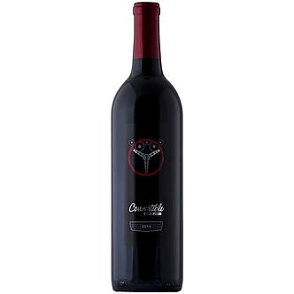 Vinos Pijoan. Convertible Rojo 2017