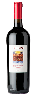 Paoloni. Sangiovese Grosso 2014