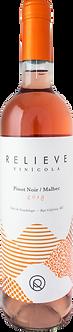 Relieve. Pinot Noir- Malbec Rose 2019