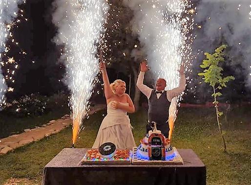 Mariage de Sonia & Yann - Nos hélicoptèristes