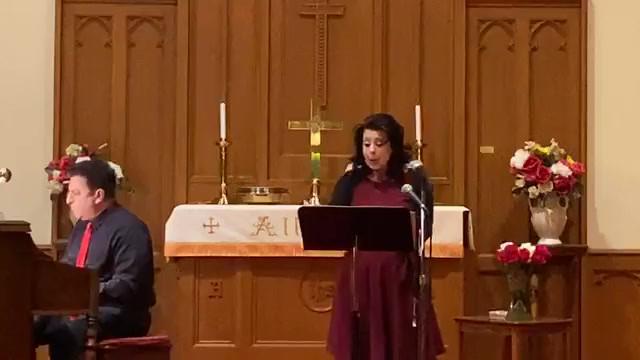 Sue Wentz & Tim Solomon 5.14.20