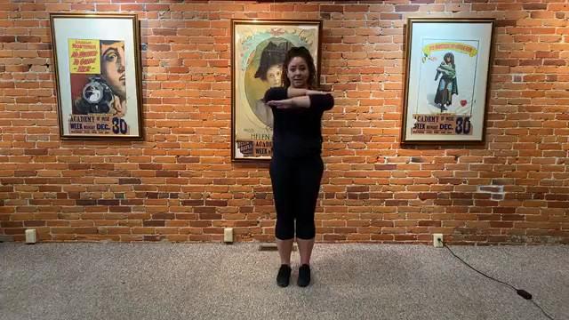 Dance with Jen 8.22.20
