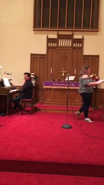 Abigail Wise & Tim Solomon 4.9.20