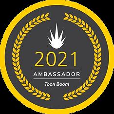 Toon Boom Embaixador 2021