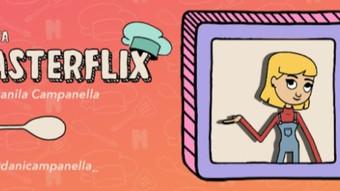 Masterflix - Danila Masterchef Brazil