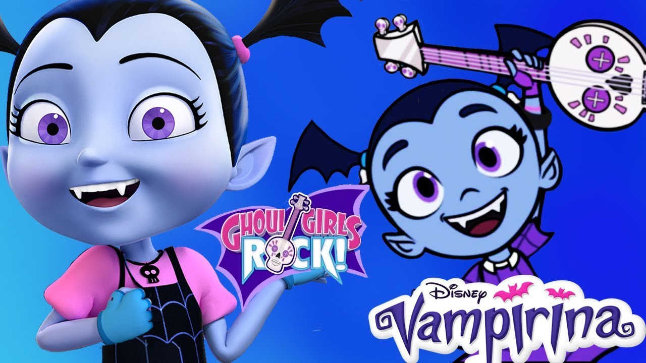 VAMPIRINA GHOUL GIRLS ROCK