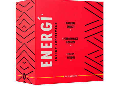 Energi and the Athlete