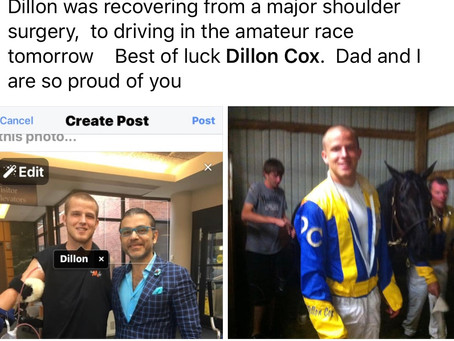 Update about Dillon!